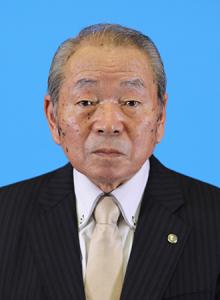岸本俊男会長の写真
